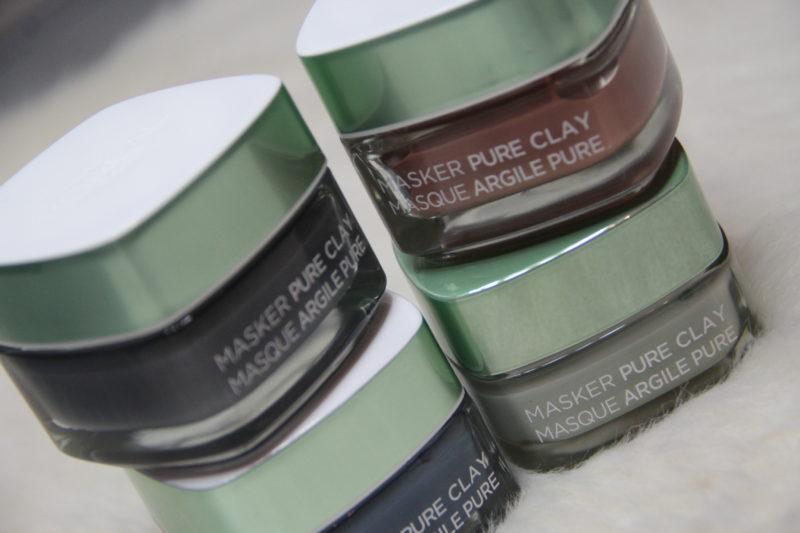 L'oréal Paris Clay Maskers