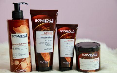 L'oréal Botanicals Argan & Safflower